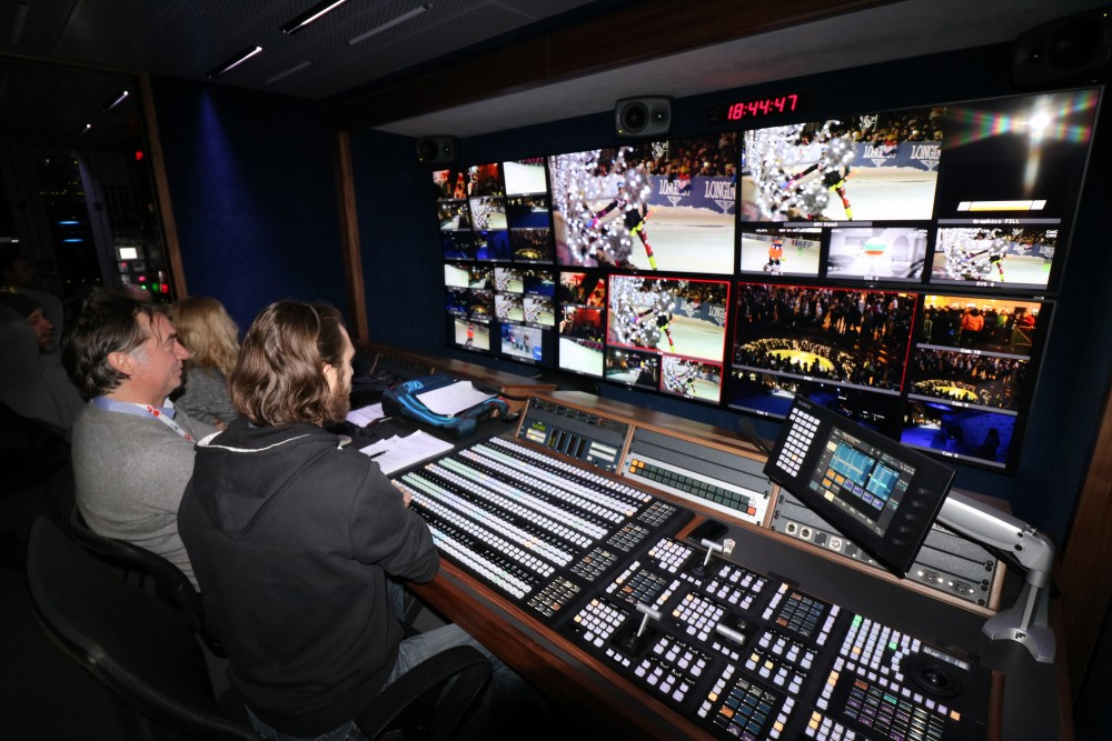 Croatel invests in UHD/HDR OB truck  TVC - UAB Televizijos